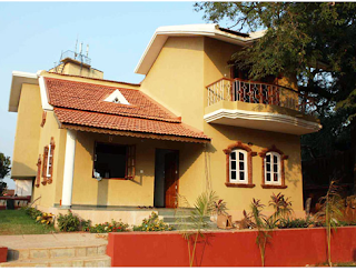 villa in Goa