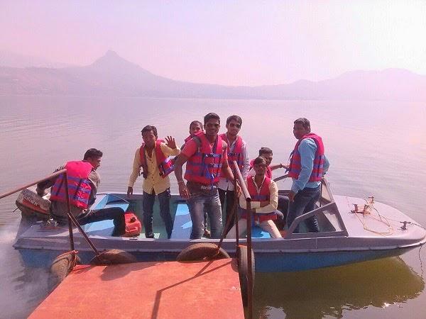 vikas boat club chavsar Upavan