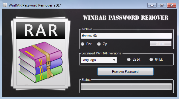 winrar password remover full version crack