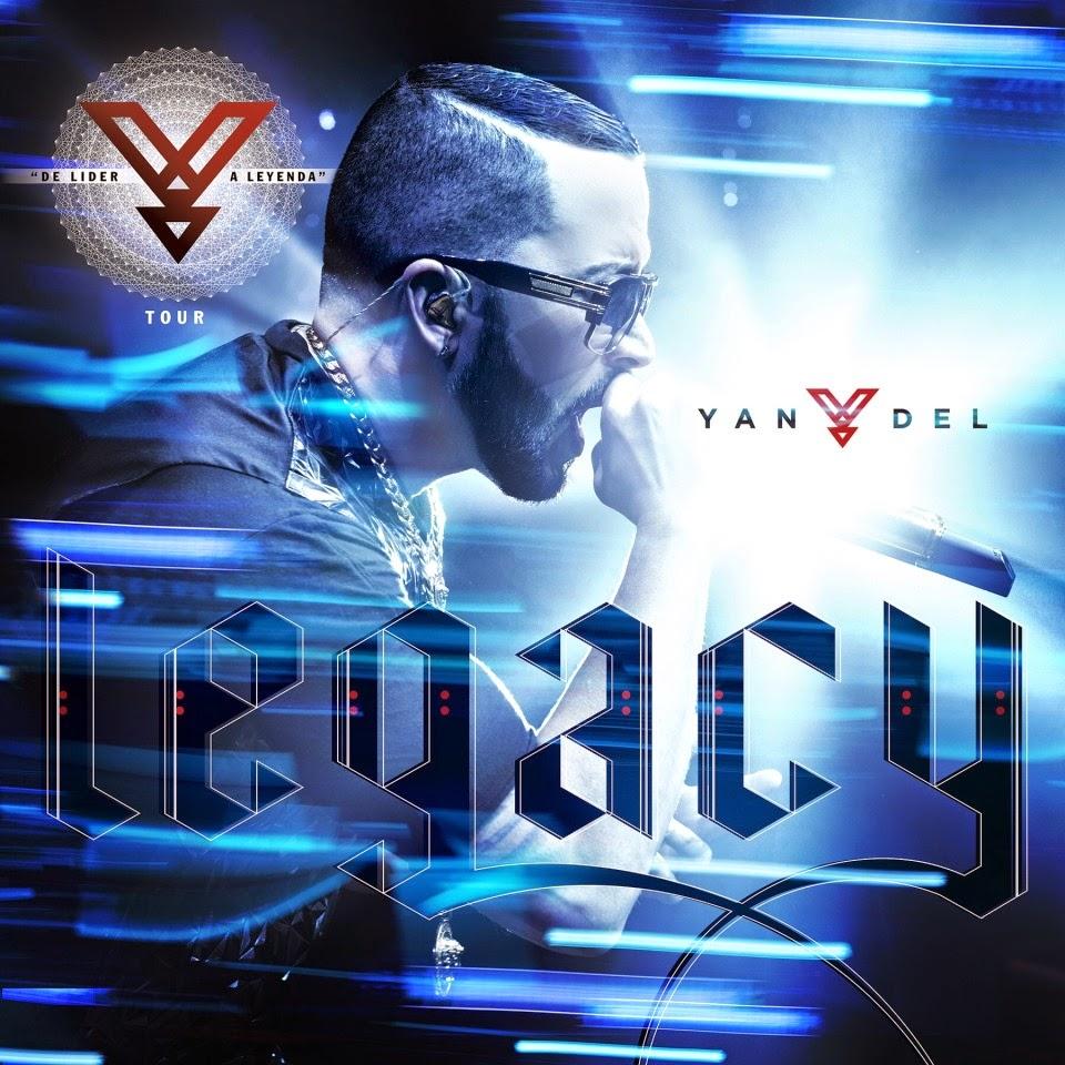 "Yandel – Legacy ""De Lider a Leyenda Tour"