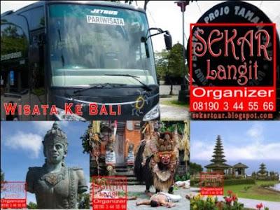 Paket wisata ke Bali dari Yogyakarta Solo Semarang Ngawi Bojonegoro
