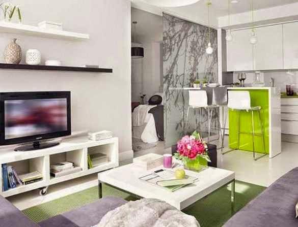 gambar interior rumah apartemen