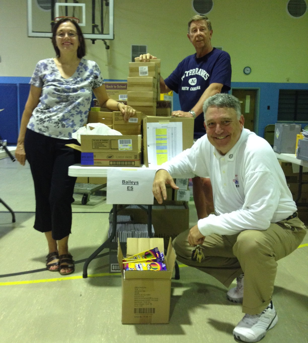 Annandale va help our daily bread provide school supplies for needy