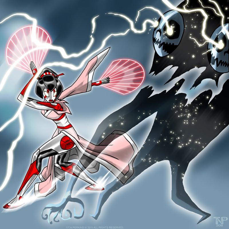 Ultra Geisha