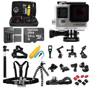 GoPro HERO 4 Kit