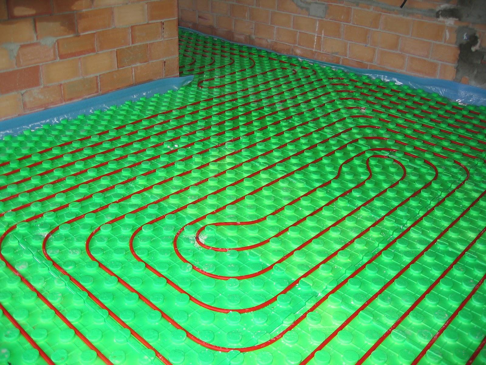 Neytesa el suelo radiante la mejor calefacci n - Mejor sistema de calefaccion electrica ...