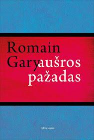 """Šiuo metu skaitau: Romain Gary """"Aušros pažadas"""""""