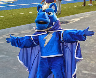 middle state tennessee university mascot