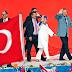 Erdogan divide al pueblo de Turquía