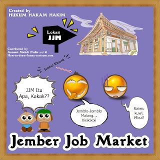 Jember Job Market 2015 kampus iain jember