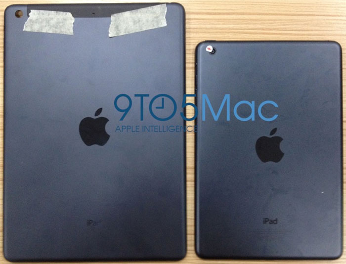 Apple iPad 5 Picture and Video leaks