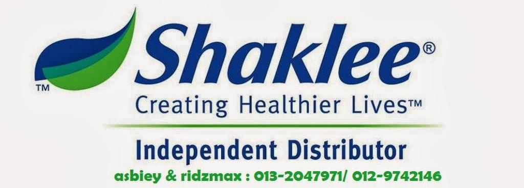 I am Shaklee Independent Distributor