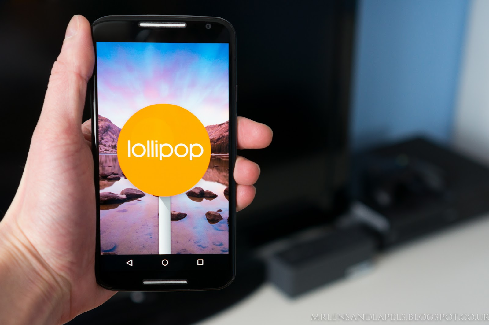 Motorola Moto X 2014 Android Lollipop 5.0