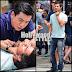 Taylor Lautner recibe paliza en 'The Tracers'