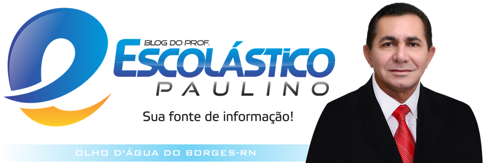 Blog do Prof. Escolástico :: Sua fonte de informação!