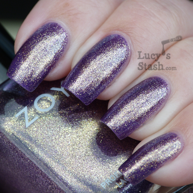 Lucy's Stash - Zoya Diva Collection for Fall 2012 - Daul