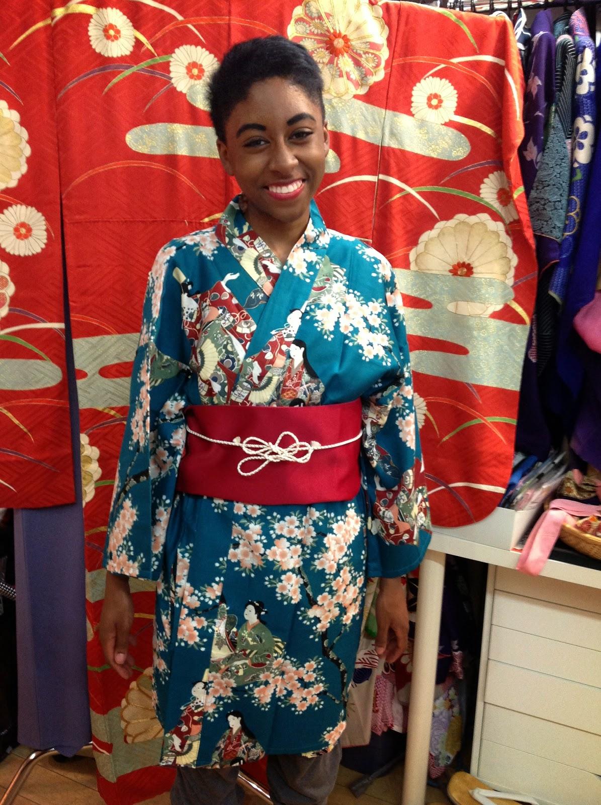 kimono new york city