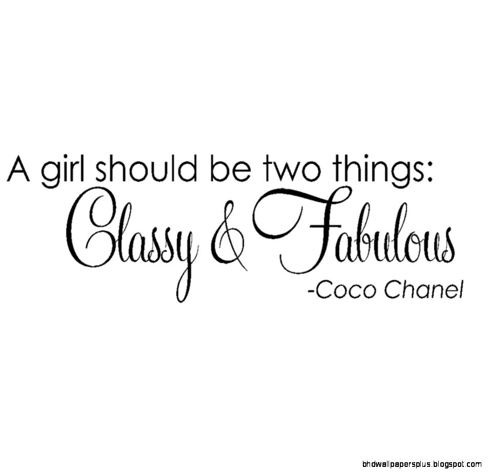 Coco Chanel Quote Quoteit Pinterest Coco Chanel Quote Coco
