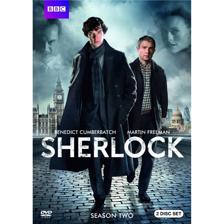 British-American TV DV... Benedict Cumberbatch Dvd