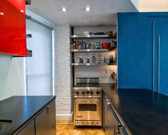 kumpulan desain dapur kecil minimalis contoh disain