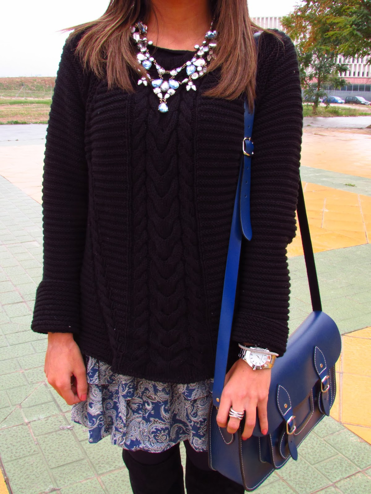 cristina style fashion blogger tendencias moda street style ootd ootw outfit look