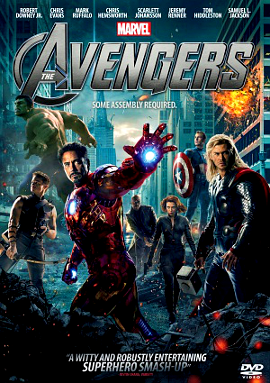 Filme Poster Os Vingadores DVDRip XviD & RMVB Legendado