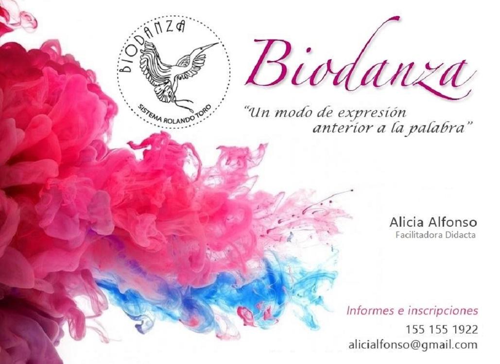 BIODANZA con Alicia Alfonso