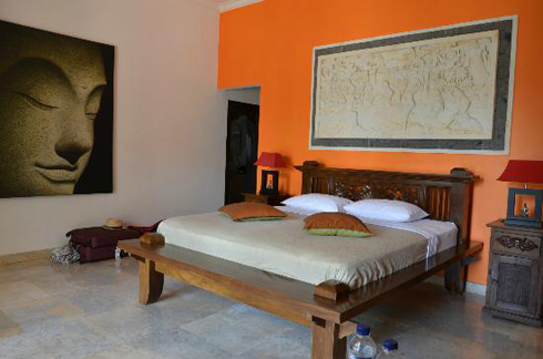 Balam Bali Villa Bedroom