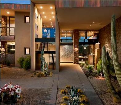 Fachadas de casas arquitectura casas modernas - Casas arquitectura moderna ...