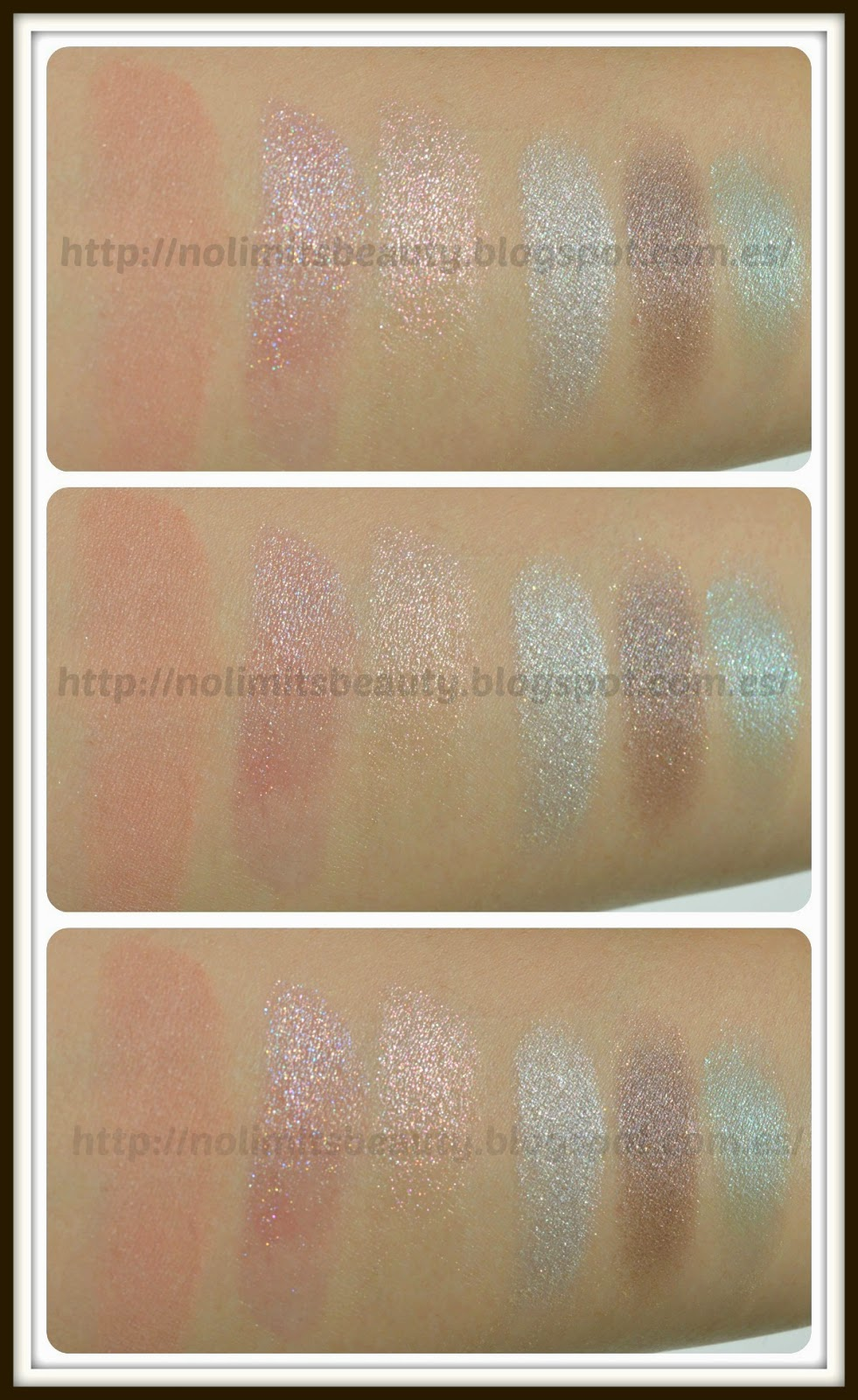 Haute Future de Catrice: swatches