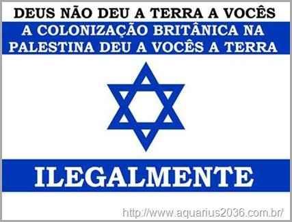 mentira propaganda illuminati sionista