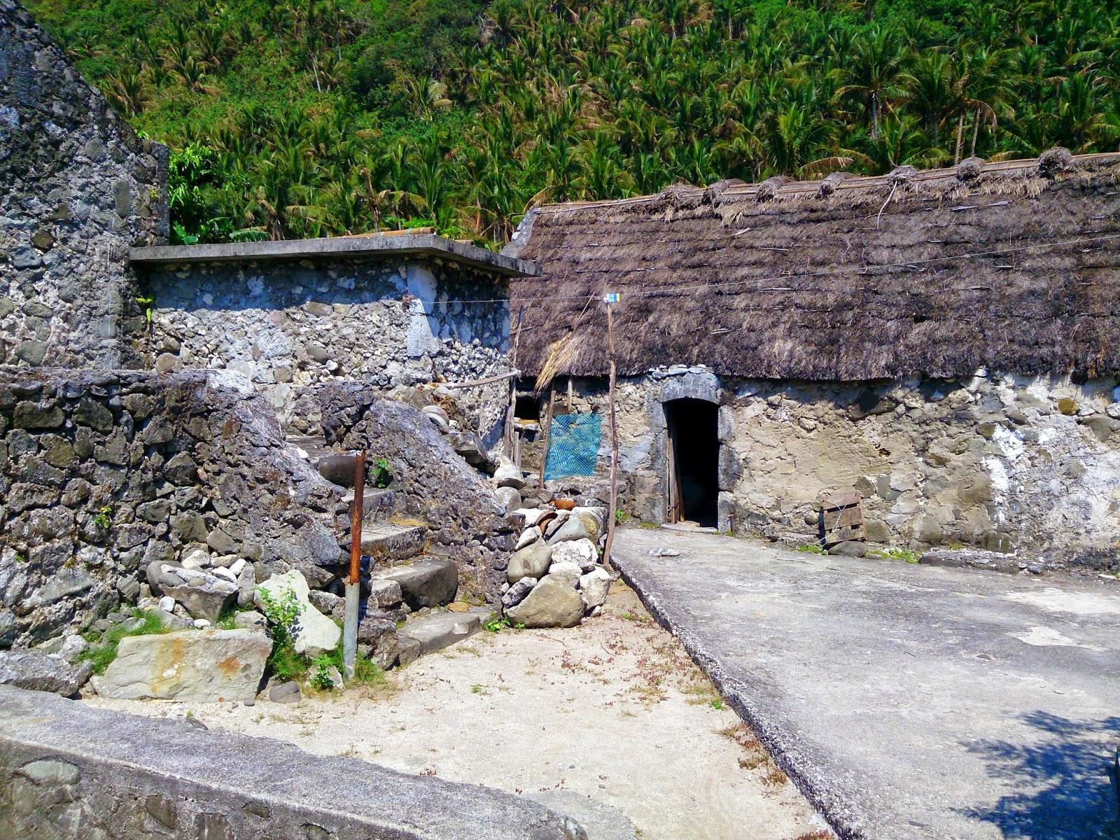 Old Houses in Chavayan, Sabtang Island, Batanes