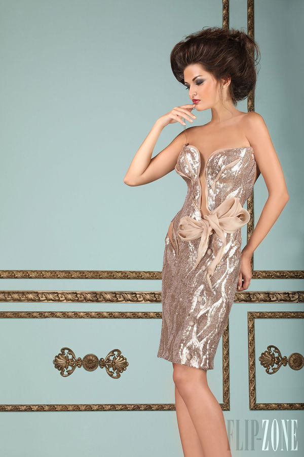 OK Wedding Gallery: Mireille Dagher Prom Dresses 2013