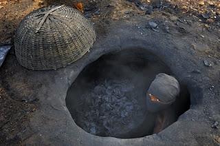استخراج الفحم الحجري