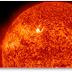 Erupción doble en el Sol, afectará a la Tierra el 9 y 10 de febrero.