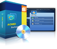 AOMEI Backupper Professional Full v3.0