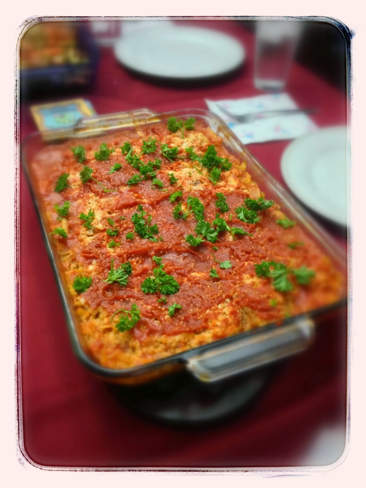 healthy casserole recipe