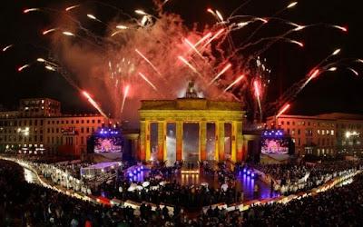 capodanno 2014 ... berlino ...