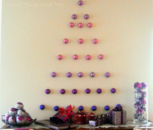 ornament wall tree