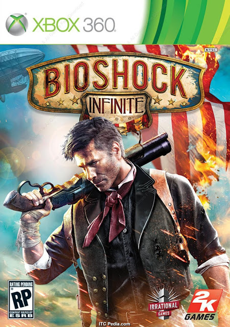 BioShock Infinite XBOX360 - COMPLEX