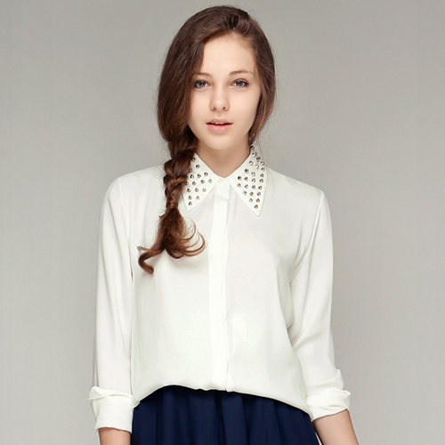 Rocking Studded Blouse