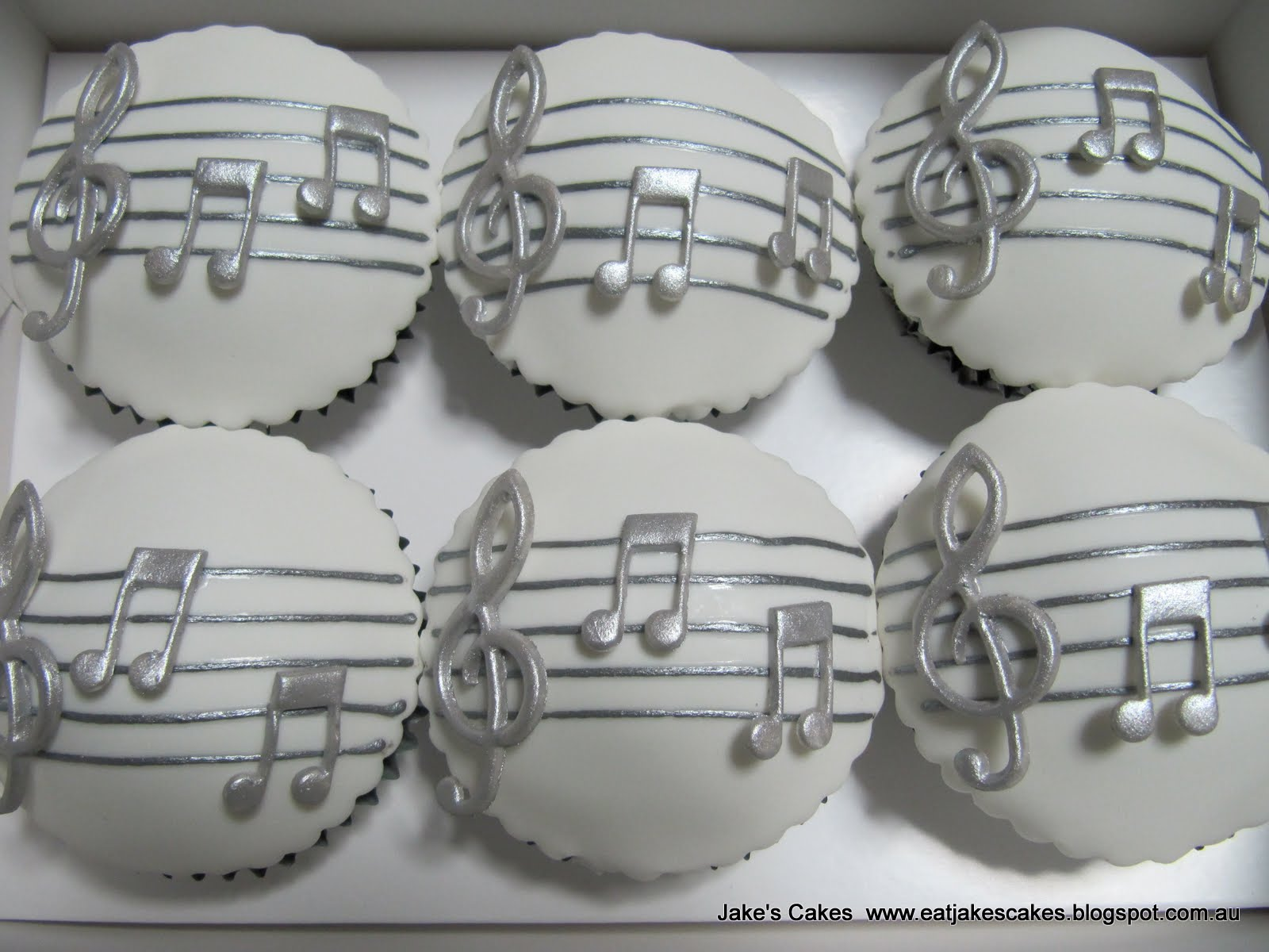 Jakes Cakes Music Cakes