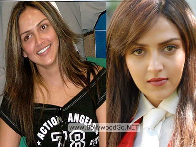 Esha Deol Real Life Pictures without Makeup