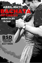 BACHATA MAYO 2017 EN BSD MÁLAGA CENTRO.