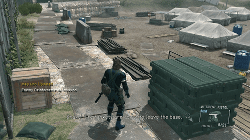 Metal Gear Solid V : Ground Zeroes Full Version PC 3