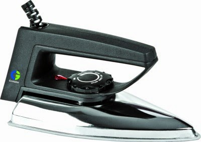 Buy  Crompton Greaves RD Dry Iron at FLAT 88% OFF Rs. 249 only at Flipkart.