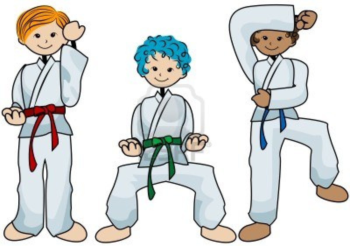 Karate clipart | ClipartDeck - Clip Arts For Free