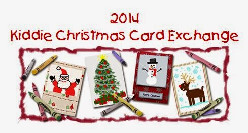 The Toy Box Years: 2014 Kiddie Christmas Card Exchange
