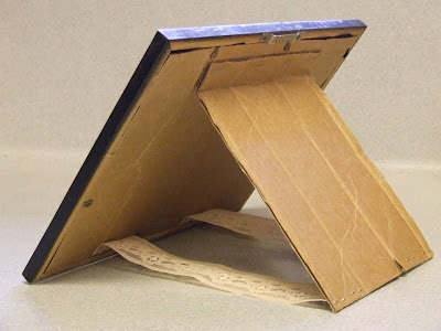 How To Make A Cardboard Stand For A Display DIY Cardboard Picture ...