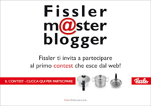 ISCRIVITI A FISSLER MASTER BLOGGER, IL PRIMO CONTEST CHE ESCE DAL WEB!